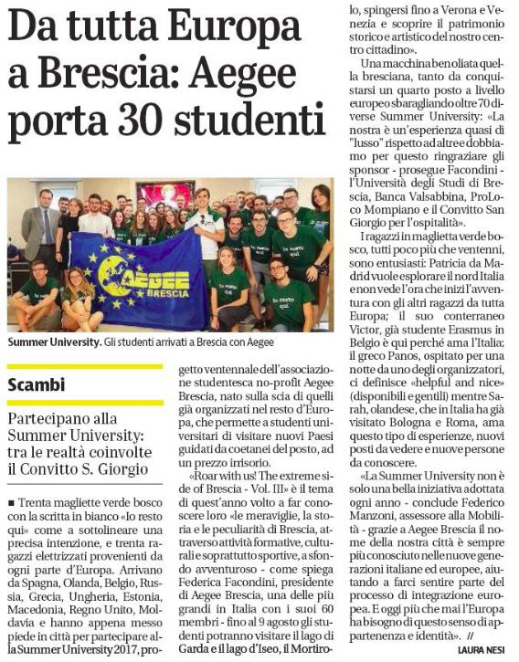 12ago2017   Banca Valsabbina