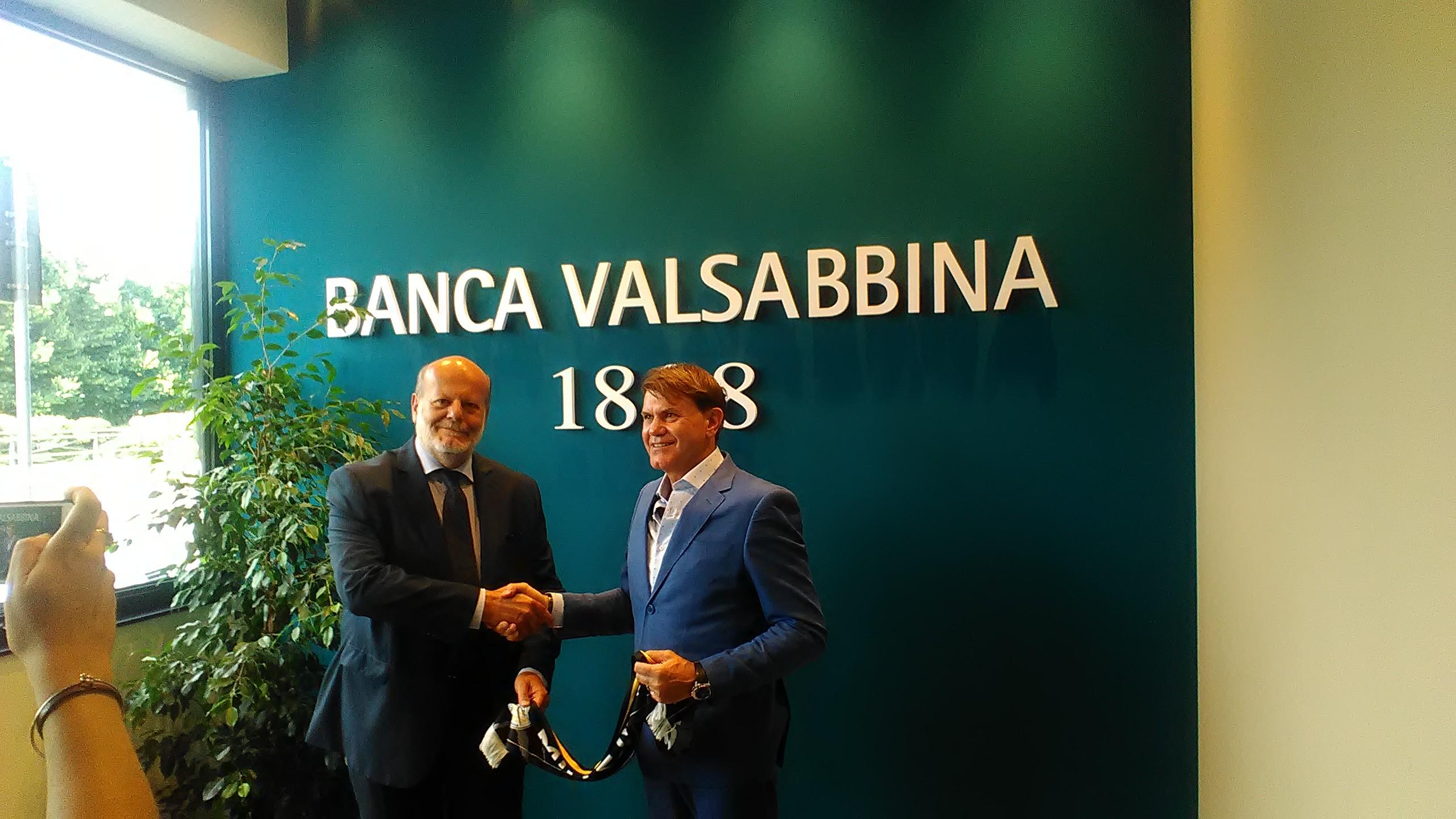 Millenium Brescia presentazione title sponsor Fornari Catania   Banca Valsabbina