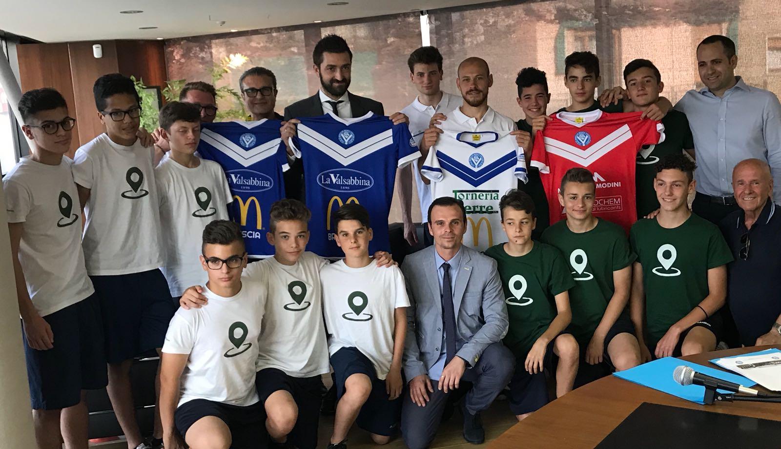 brescia beach soccer 2018 conferenza stampa   Banca Valsabbina