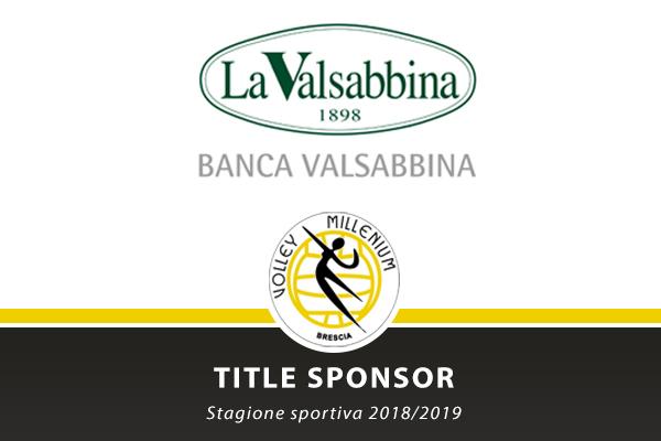 millenium brescia title sponsor banca valsabbina   Banca Valsabbina