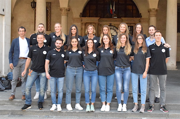 Millenium Volley conferenza stampa 20180912 | Banca Valsabbina