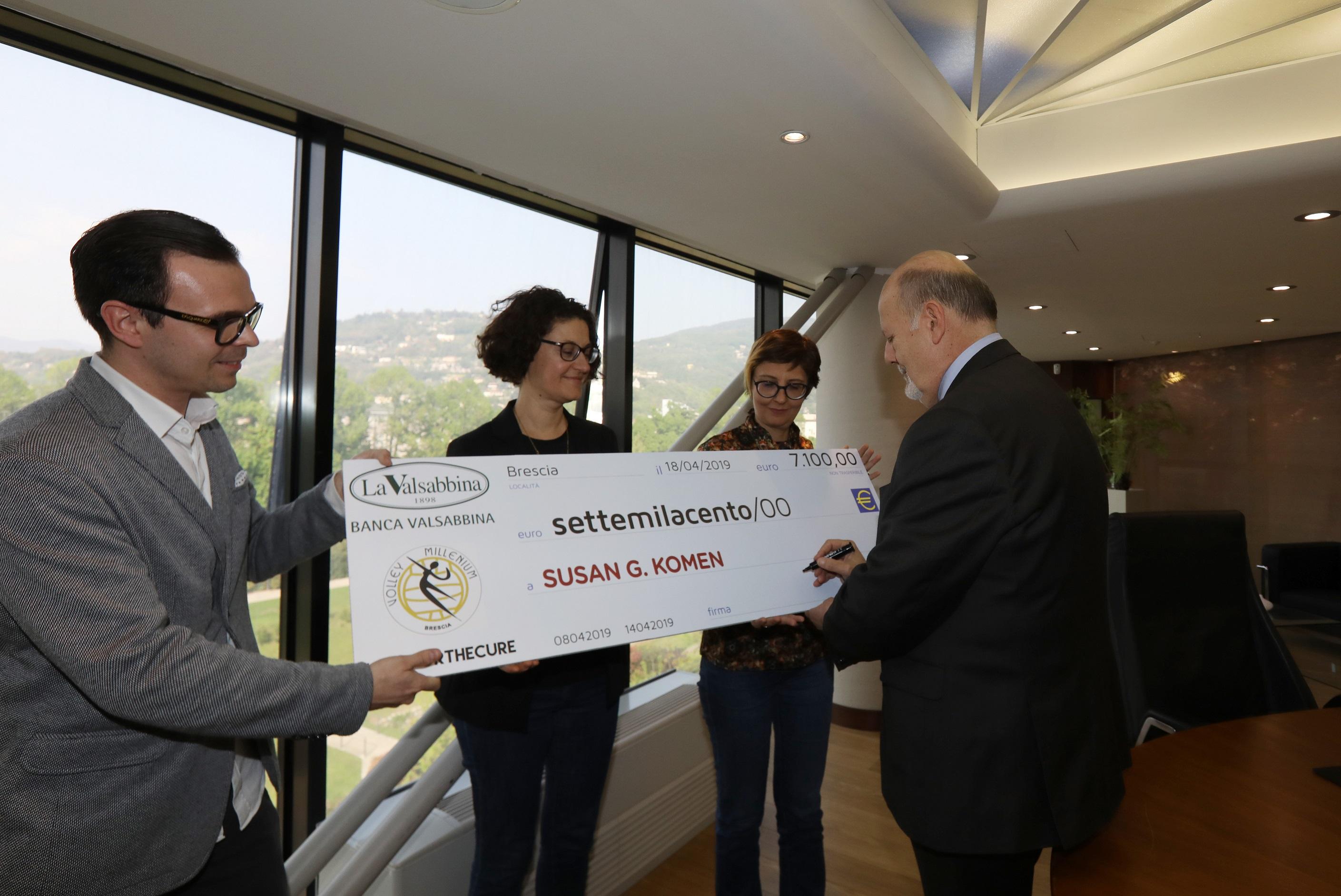 AFTC assegno | Banca Valsabbina