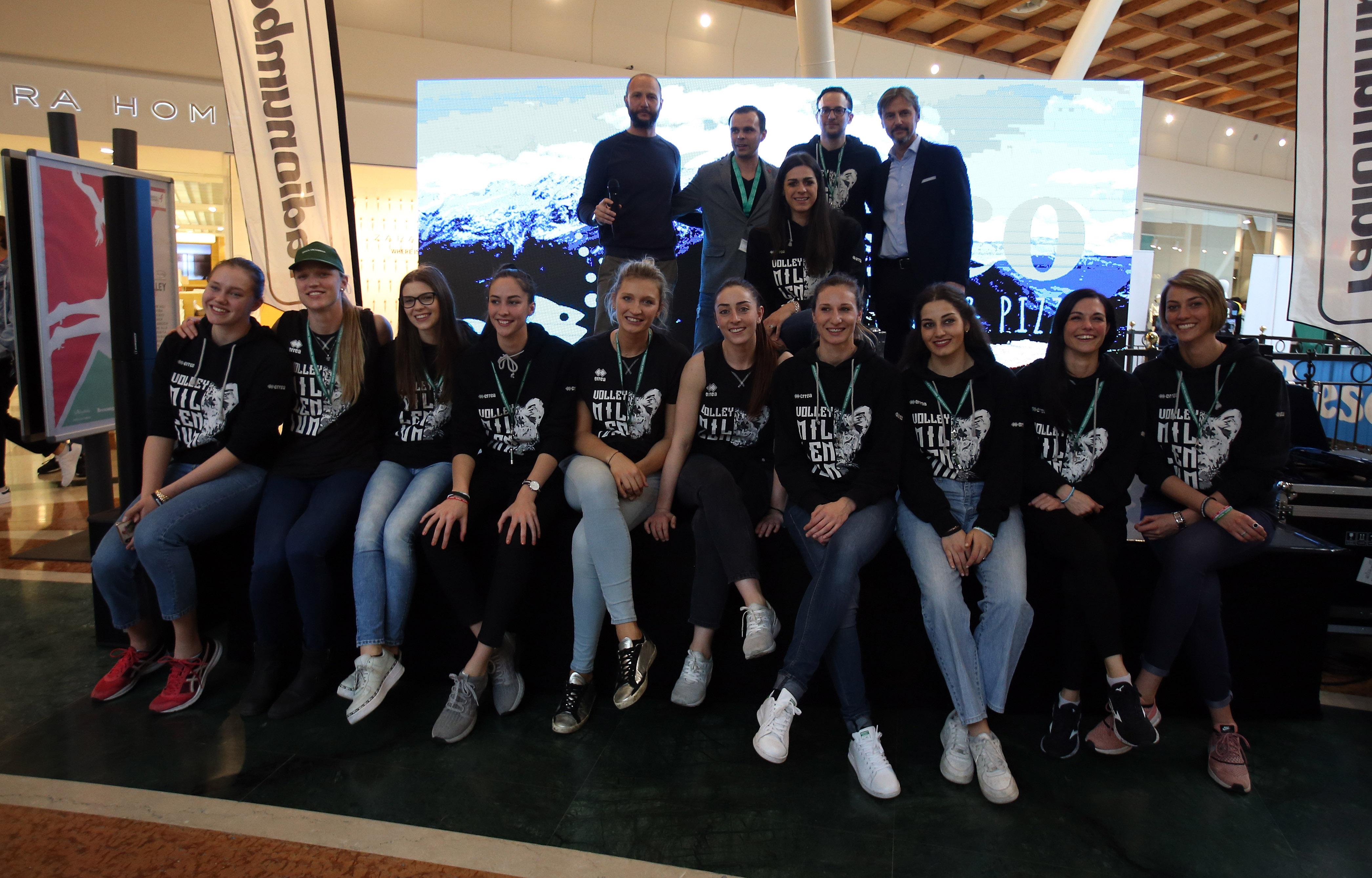 Volley per la Vita | Banca Valsabbina