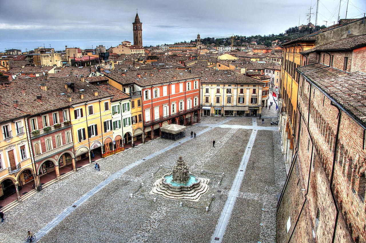 Cesena piazza | Banca Valsabbina