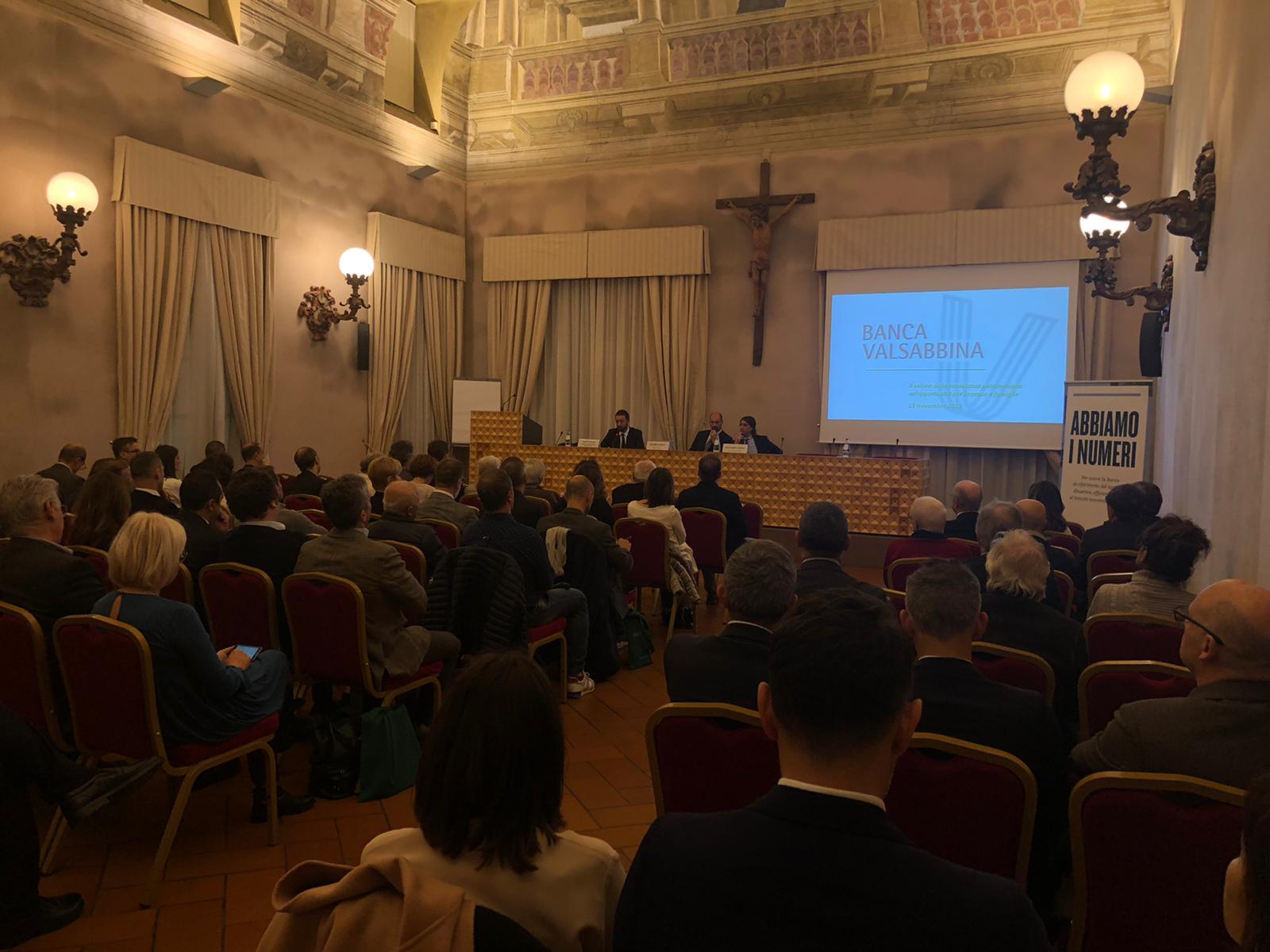 evento gestione patrimoniale 20191113   Banca Valsabbina
