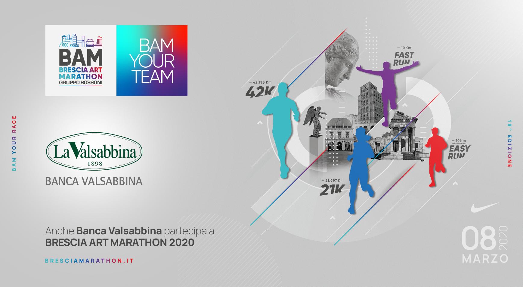 BAM Your Team 2019 2020 | Banca Valsabbina