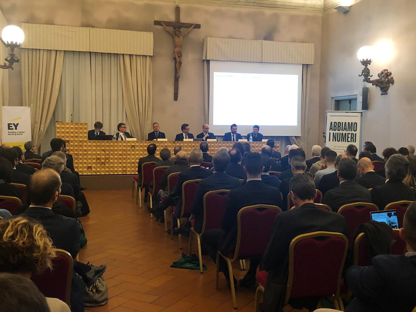 convegno AIM Centro PaoloVI 5 dicembre 2019   Banca Valsabbina