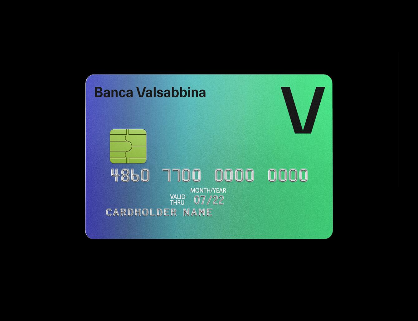 carte aziendali | Banca Valsabbina