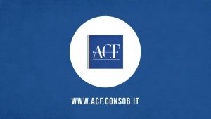 acf arbitro controversie finanziarie consob   Banca Valsabbina